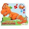 Junior Megasaur: T-Rex - oranžový