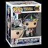 Funko POP Movie: BTTF S4 - Doc w/helmet