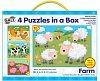 4 Puzzle in a Box - Farm