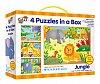 4 Puzzle in a Box - Jungle