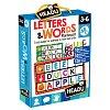 Letters & words Montessori Touch Bingo