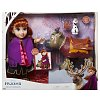 Feature doll with Sven and Olaf