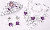 Sofie První - korunka a šperky