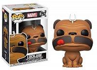 Funko POP Marvel Bobble: Lockjaw