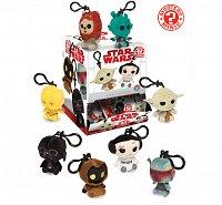 Funko Blind Bag Keychain Plush: Star Wars: Classic (CDU of 18)