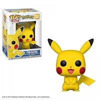 Funko POP Games: Pokemon S1- Pikachu