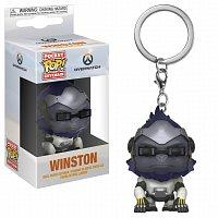 Funko POP Keychain: Overwatch: Winston