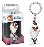 Funko POP Keychain: Frozen 2 - Olaf