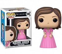 Funko POP TV: Friends- Rachel in Pink Dress