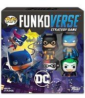 Funkoverse POP: DC Comics 100- Base set (EN)