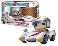 Funko POP Ride: Speed Racer - Speed w/Mach 5