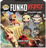 Funkoverse POP: Jurassic Park 100 - Base set (EN)