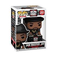 Funko POP Rocks: Run-DMC- Jam Master Jay