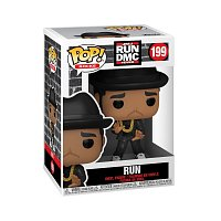 Funko POP Rocks: Run-DMC- RUN