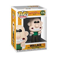 Funko POP Animation: Wallace & Gromit S2 - Wallace
