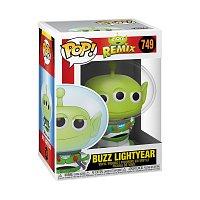 Funko POP Disney: Pixar- Alien as Buzz