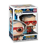 Funko POP Icons: Stan Lee in Ragnarok Outfit