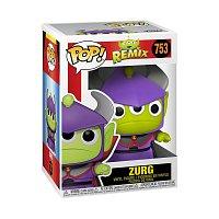 Funko POP Disney: Pixar- Alien as Zurg