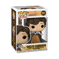 Funko POP Movies: The Mummy- Evelyn Carnahan