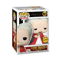Funko POP Movies: Bram Stokers - DraculaW/(BD)Chase