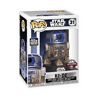 Funko POP Star Wars: Dagobah R2-D2