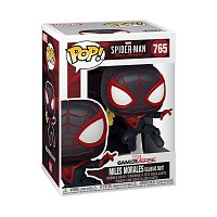 Funko POP Games: Miles Morales - Miles Morales (Classic Suit) w/ chase