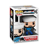 Funko POP RT S1: GI Joe- Shipwreck