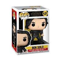 Funko POP Star Wars: SWEp9- Ben Solo w/Blue Saber