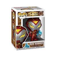 Funko POP Marvel: Infinity Warps- Iron Hammer