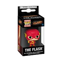 Funko POP Keychain: The Flash- The Flash