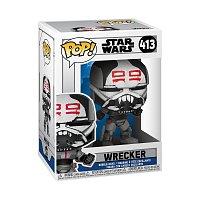 Funko POP Star Wars: Clone Wars W2 - Wrecker