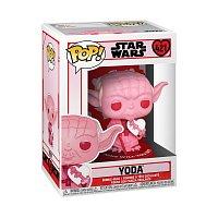 Funko POP Star Wars: Valentines- Yoda w/Heart