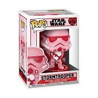 Funko POP Star Wars: Valentines- Stormtrooper w/Heart