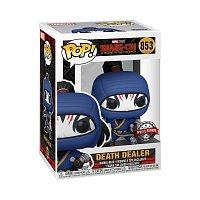 Funko POP Marvel: Shang-Chi - Death Dealer (Exc.)