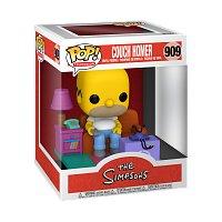 Funko POP Deluxe: Simpsons S6 - Homer Watching TV