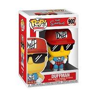 Funko POP Animation: Simpsons S6 - Duffman