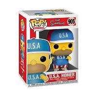Funko POP Animation: Simpsons S6 - USA Homer