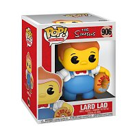 "Funko POP Animation: Simpsons S6 - 6"" Lard Lad"