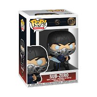 Funko POP Movies: Mortal Kombat - Sub-Zero