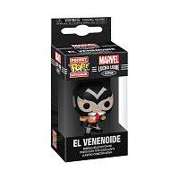 Funko POP Keychain: Marvel Luchadores- Venom