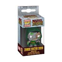 Funko POP Keychain: Marvel Zombies- Dr. Doom
