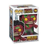 Funko POP Marvel: Marvel Zombies S2 - Red Hulk