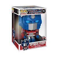 Funko POP Jumbo: Transformers S1 - Optimus Prime