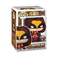 Funko POP Marvel: Infinity Warps- Weapon Hex