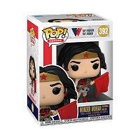 Funko POP Heroes: WW 80th - WW(Superman:RedSon)