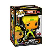 Funko POP Marvel: X-Men Classic- Rogue(Blacklight)