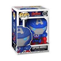 Funko POP Marvel: Marvel Mech- Cap. America