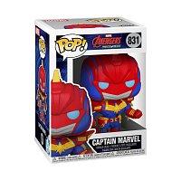 Funko POP Marvel: Marvel Mech- Cap. Marvel