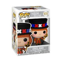 Funko POP Disney: Small World- England