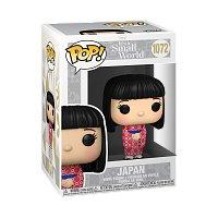 Funko POP Disney: Small World- Japan